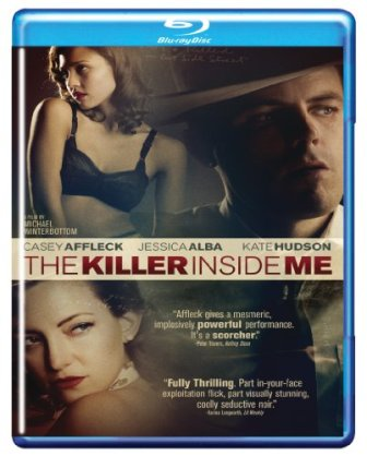 The Killer Inside Me was released on Blu-ray and DVD on September 28th, 2010