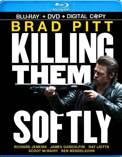 Killing Them Softly was released on Blu-ray and DVD on March 26, 2013