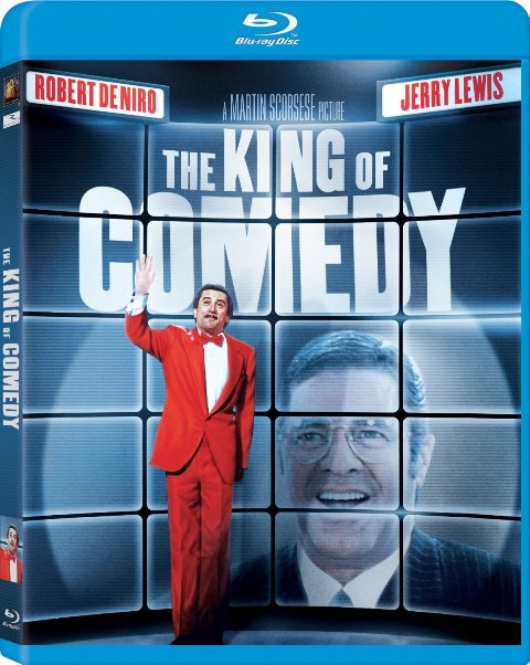The King of Comedy was released on Blu-ray on March 25, 2014