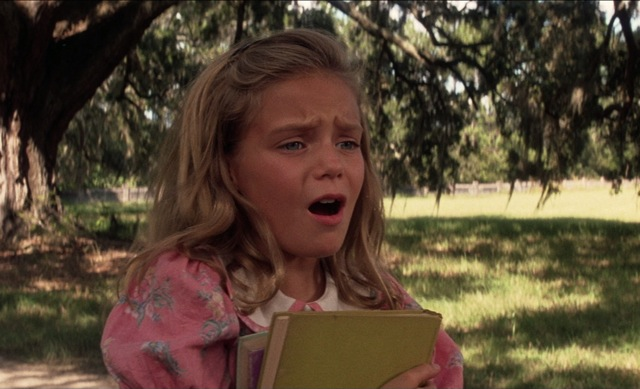 Hanna Hall stars as Jenny in Robert Zemeckis's Forrest Gump.