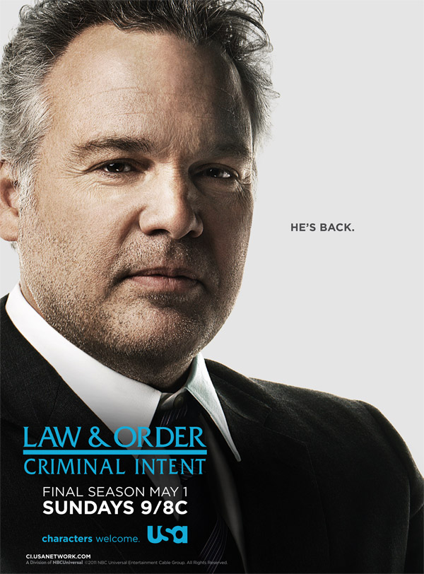 "law and order criminal intent. ""Law amp; Order: Criminal Intent"""