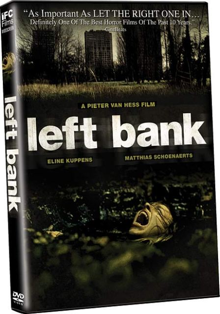 Left Bank was released on DVD on October 27th, 2009.