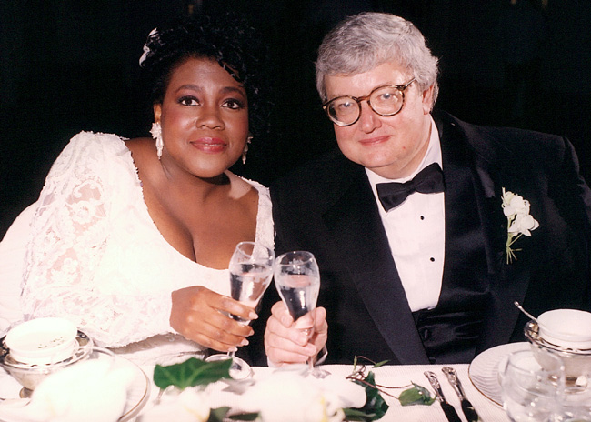 Chaz Ebert and Roger Ebert in Life Itself