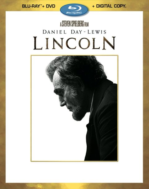 Lincoln was released on Blu-ray and DVD on March 26, 2013