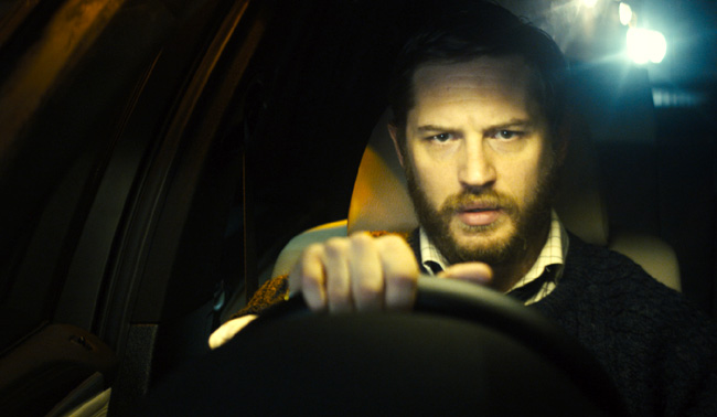 Tom Hardy as Ivan Locke in Locke
