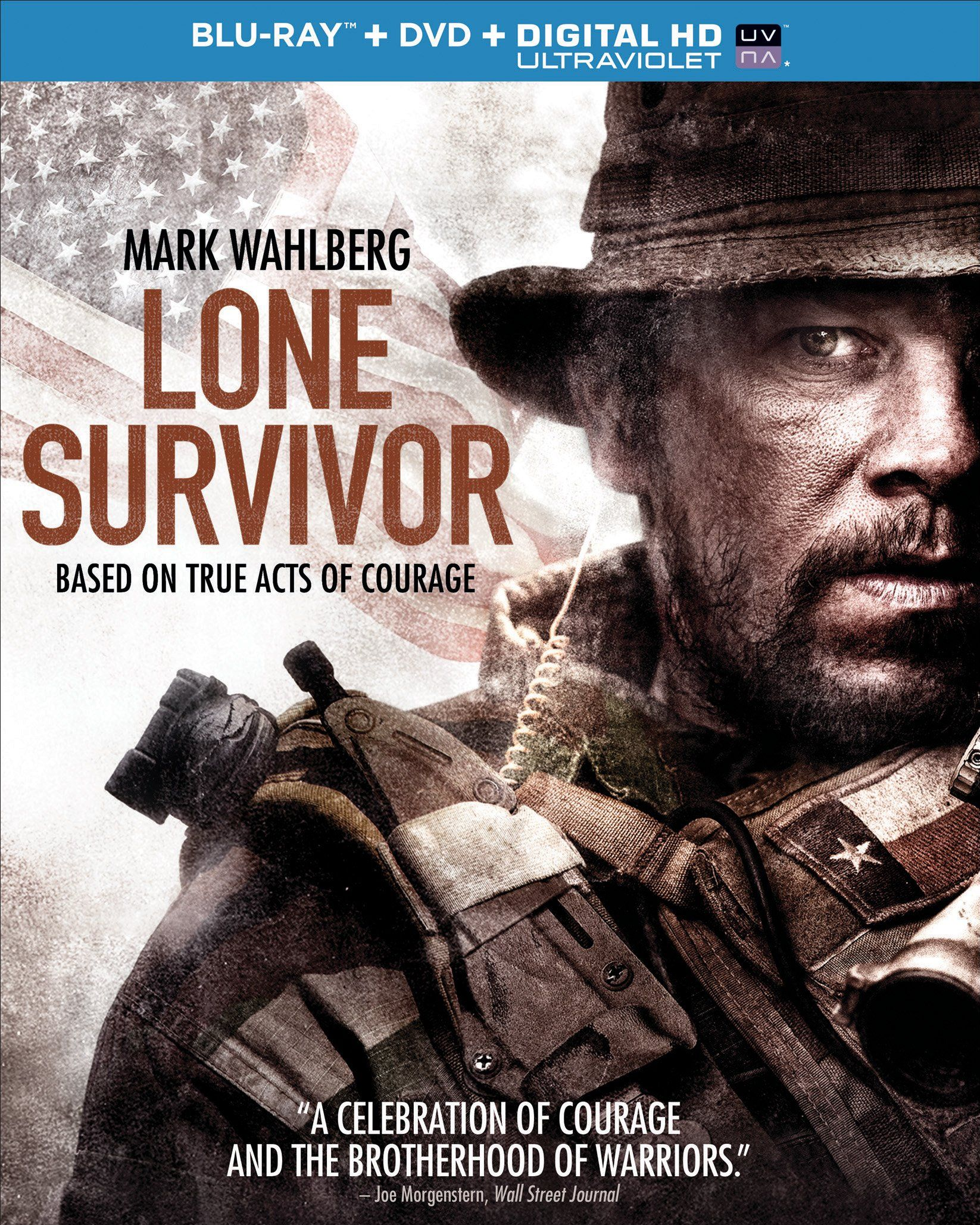 Lone Survivor was released on Blu-ray on June 3, 2014
