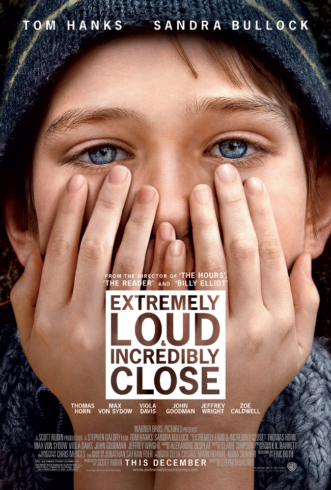 Extremely Loud and Incredibly Close with Tom Hanks and Sandra Bullock