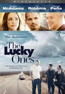 The Lucky Ones was released by Lionsgate Home Video on January 27th, 2009.