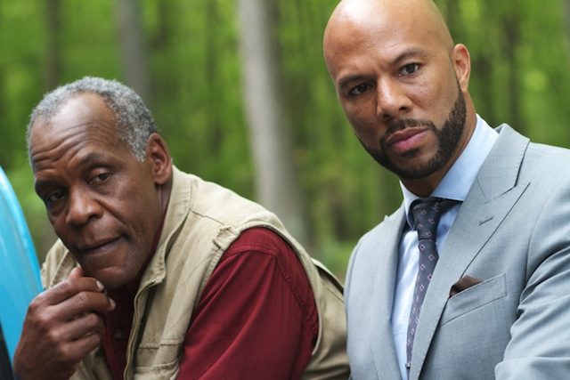 Danny Glover and Common star in Sheldon Candis' LUV.