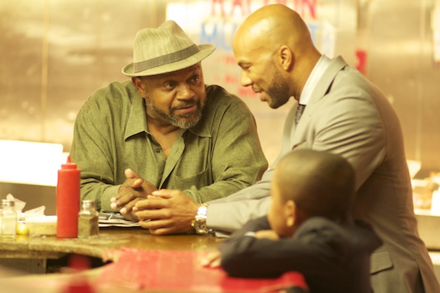 Charles S. Dutton, Common and Michael Rainey Jr. star in Sheldon Candis' LUV.