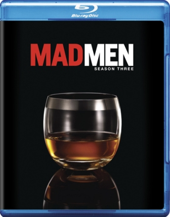 Mad Men: Season Three was released on DVD and Blu-Ray on March 23rd, 2010.