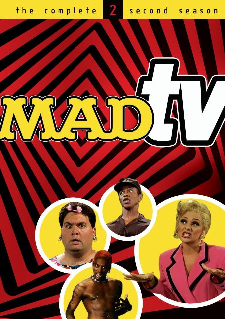 Mad TV: The Complete Second Season was released on DVD on March 26, 2013