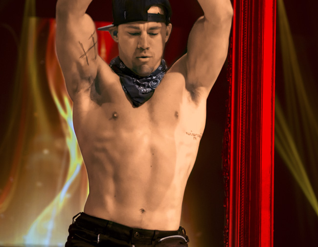 Channing Tatum as Mike in Magic Mike XXL