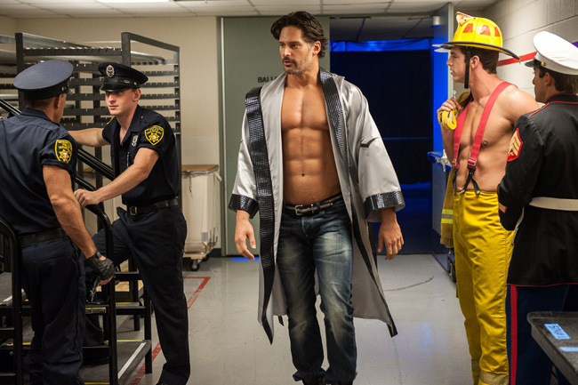 Joe Manganiello in Magic Mike XXL