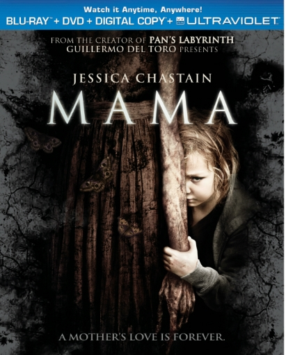 Mama was released on Blu-ray and DVD on May 7, 2013