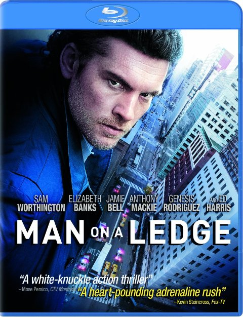 Man on a Ledge was released on Blu-ray and DVD on May 29, 2012