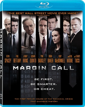 Margin Call was released on Blu-ray and DVD on December 20th, 2011