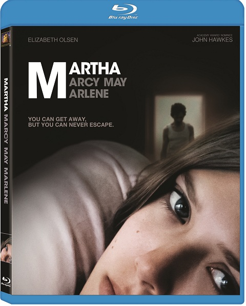 Martha Marcy May Marlene was released on Blu-ray and DVD on February 21, 2012