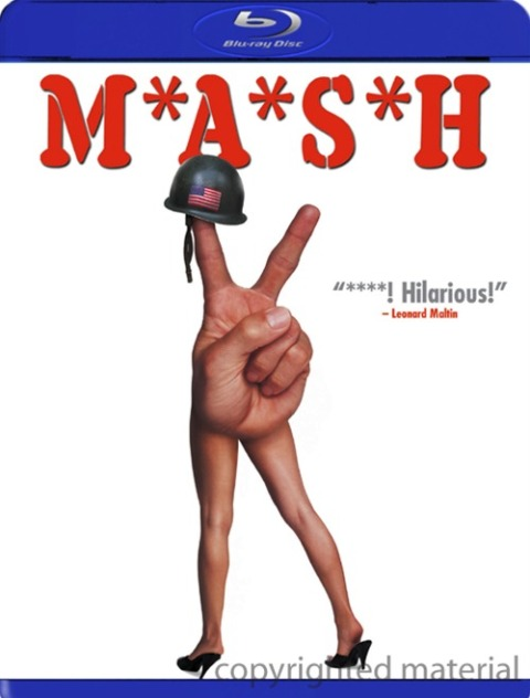 M*A*S*H was released on Blu-Ray on September 1st, 2009.