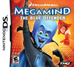 Megamind: The Blue Defender on Nintendo DS