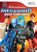 Megamind: Mega Team Unite on Wii