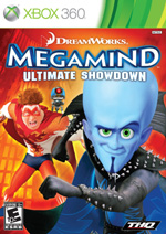 Megamind: Ultimate Showdown on Xbox 360