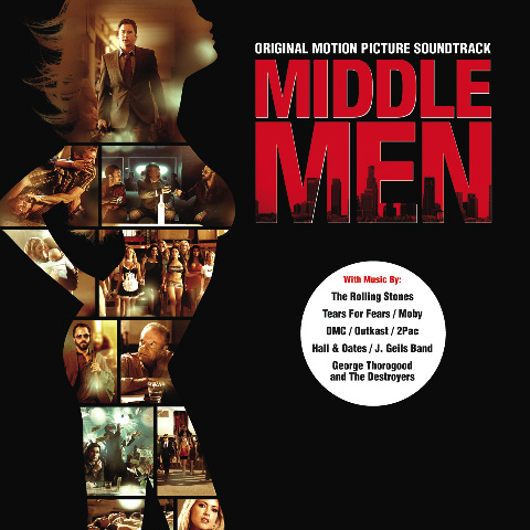The soundtrack for Middle Men with Luke Wilson