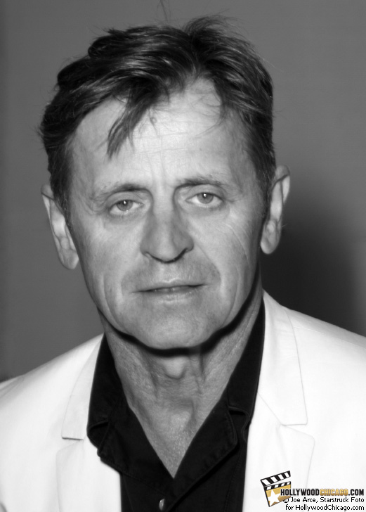 Dance legend and actor mikhail baryshnikov stops on point for the