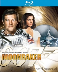 Moonraker was released on Blu-Ray on March 24th, 2009.