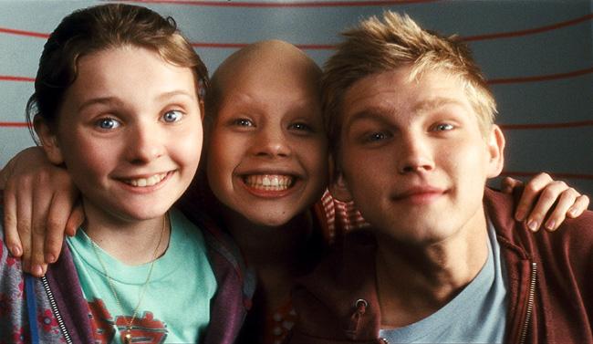 Abigail Breslin, Sofia Vassilieva and Evan Ellingson in My Sister's Keeper