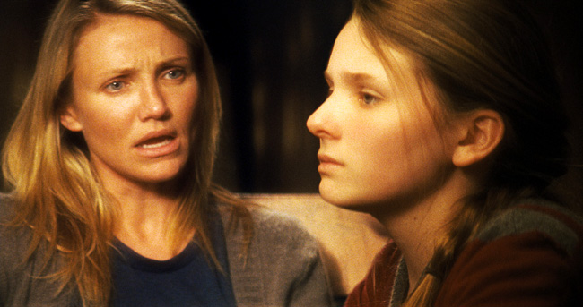 Cameron Diaz and Abigail Breslin in My Sister's Keeper