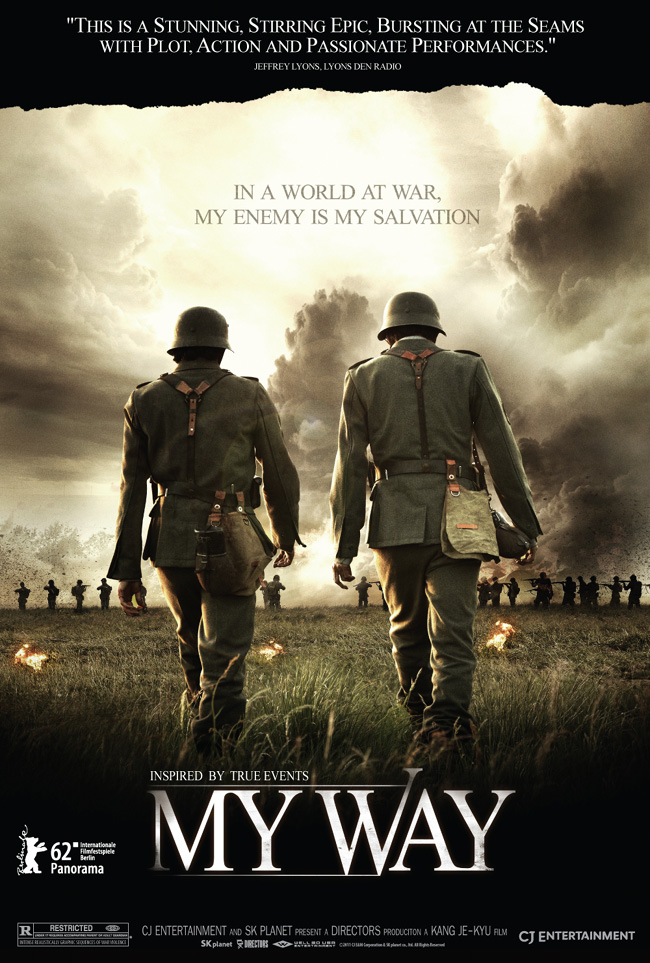 Free Anytime Movie Tickets To Epic World War Ii Film My Way