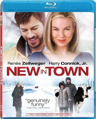 New in Town was released on Blu-Ray on May 26th, 2009.