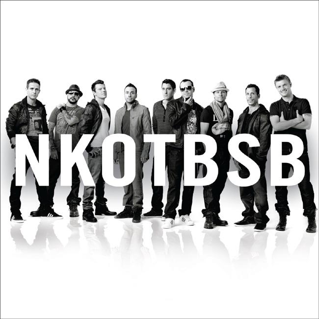 NKOTBSB, New Kids on the Block with Backstreet Boys
