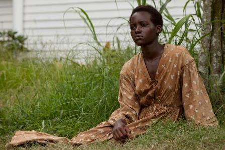 Lupita Nyong'o as Patsey in 12 Years a Slave