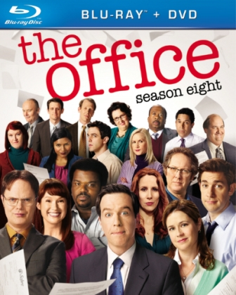 The Office: Season Eight was released on Blu-ray and DVD on September 4, 2012