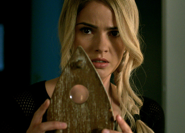 Shelley Hennig in Ouija