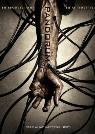Pandorum was released on Blu-Ray and DVD on January 19th, 2010.