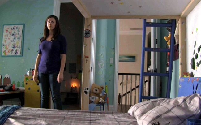 Katie Featherston in Paranormal Activity 4