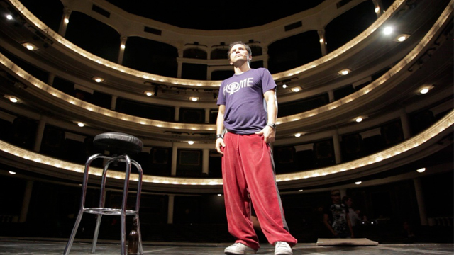 John Leguizamo in Ben De Jesus's Tales from a Ghetto Klown.