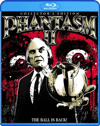 Phantasm II was released on Blu-ray on March 5, 2013