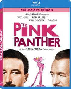 Pink Panther Blu-Ray