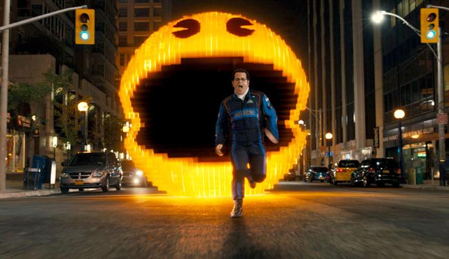 Josh Gad in Pixels