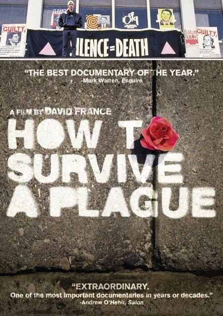 How to Survive a Plague was released on DVD on February 26, 2013