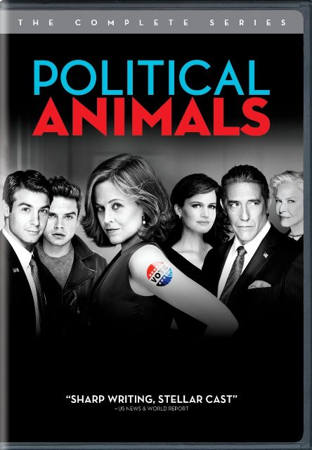 Political Animals was released on DVD on August 6, 2013
