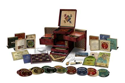 Blu-ray Review: Amazing Gift Set For 'Harry Potter Wizard's ...