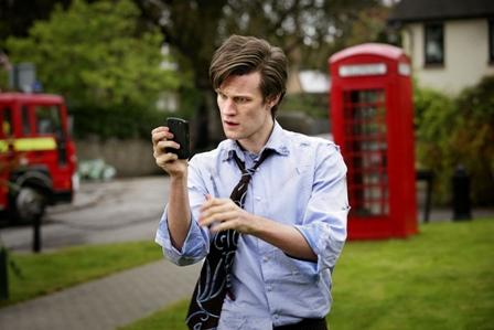Doctor Who: Matt Smith.