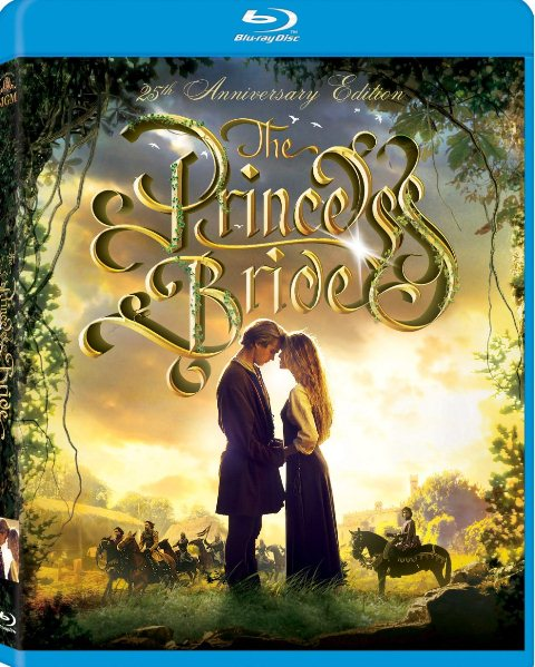 The Princess Bride: 25th Anniversary Edition was released on Blu-ray on October 2, 2012