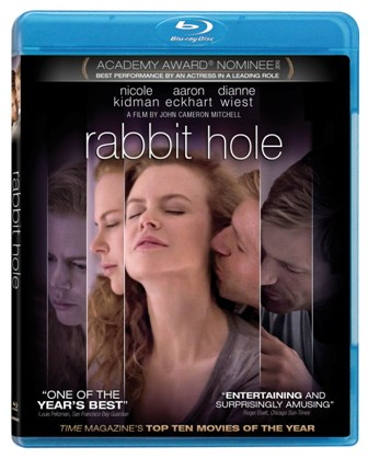 Rabbit Hole was released on Blu-Ray and DVD on April 19, 2011
