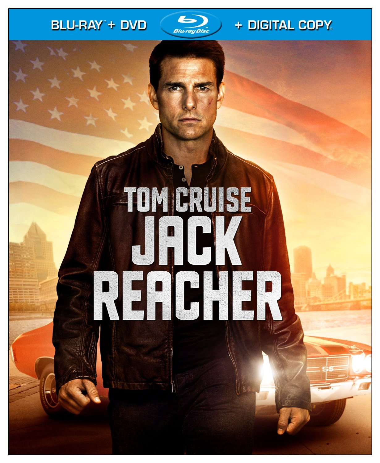 Jack Reacher was released on Blu-ray and DVD on May 7, 2013